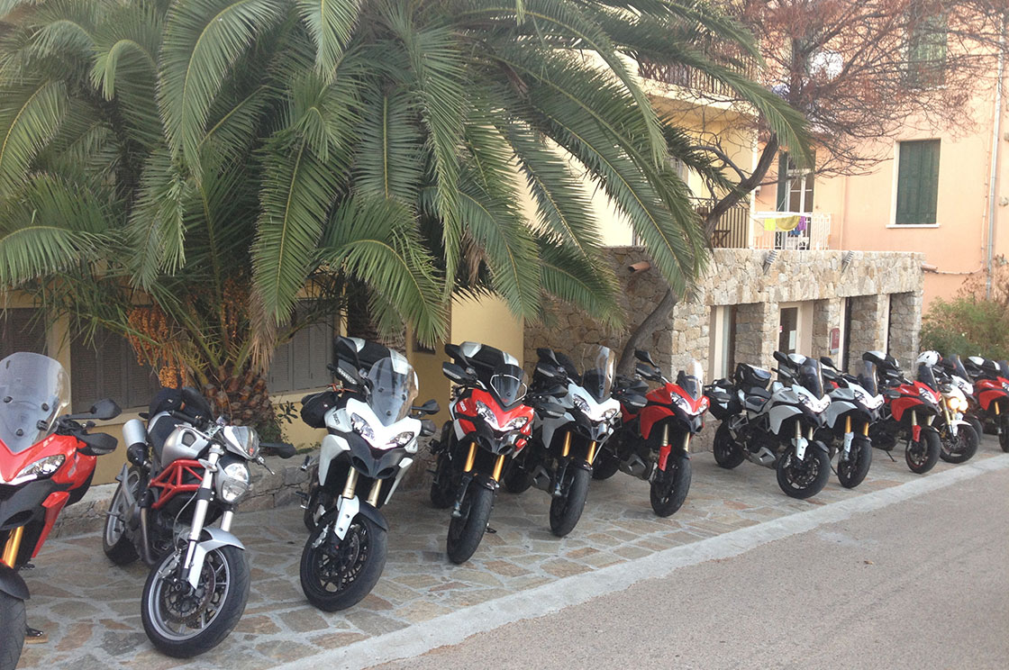 Coins des motards